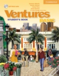 Wook.pt - Ventures Basic Student'S Book With Audio Cd