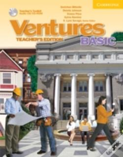 Wook.pt - Ventures Basic Teacher'S Edition