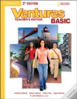 Wook.pt - Ventures Basic Teacher'S Edition With Assessment Audio Cd/Cd-Rom