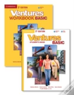 Wook.pt - Ventures Basic Value Pack (Student'S Book With Audio Cd And Workbook With Audio Cd)