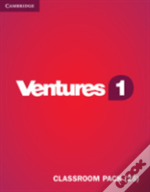 Ventures Level 1 Classroom Pack (25)