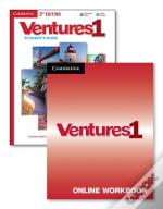 Ventures Level 1 Digital Value Pack (Student'S Book With Audio Cd And Online Workbook)
