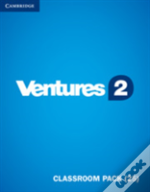 Ventures Level 2 Classroom Pack