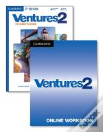 Ventures Level 2 Digital Value Pack (Student'S Book With Audio Cd And Online Workbook)