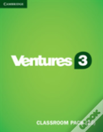 Ventures Level 3 Classroom Pack