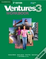 Ventures Level 3 Workbook With Audio Cd
