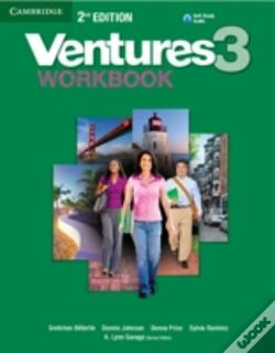 Wook.pt - Ventures Level 3 Workbook With Audio Cd