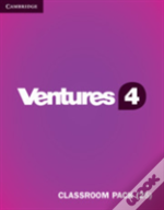 Ventures Level 4 Classroom Pack