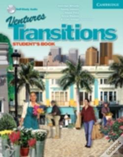 Wook.pt - Ventures Transitions Level 5 Student'S Book With Audio Cd