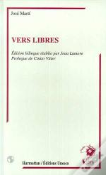 Vers Libres, Anthologie Poetique