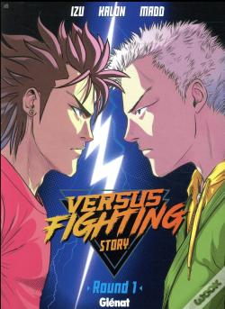 Wook.pt - Versus Fighting Story - Tome 01