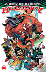 Very Dc Rebirth Holiday Collection
