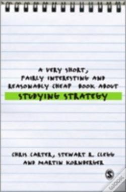 Wook.pt - Very Short, Fairly Interesting And Reasonably Cheap Book About Studying Strategy