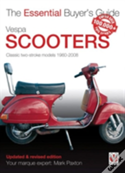 Wook.pt - Vespa Scooters - Classic 2-Stroke Models 1960-2008