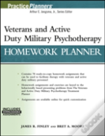 Veterans And Active Duty Military Psychotherapy Homework Planner (W/ Download)