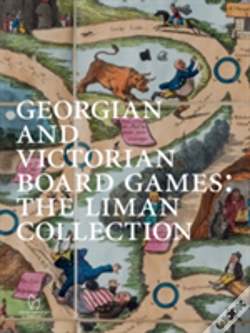 Wook.pt - Victorian And Georgian Games From The Liman Collection