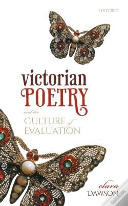 Wook.pt - Victorian Poetry And The Culture Of Evaluation