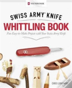 Wook.pt - Victorinox Swiss Army Knife Whittling Book