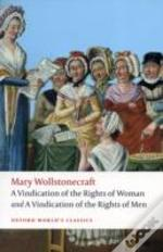 Vindication Of The Rights Of Menwith 'A Vindication Of The Rights Of Woman'And 'An Historical And Moral View Of The French Revolution'