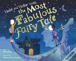Wook.pt - Violet And Victor Write The Most Fabulous Fairy Tale