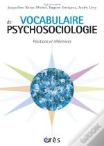 Vocabulaire De Psychosociologie. Positions Et References