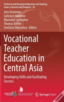 Wook.pt - Vocational Teacher Education In Central Asia