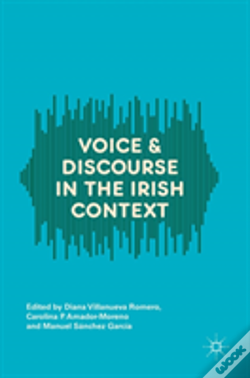 Wook.pt - Voice And Discourse In The Irish Context