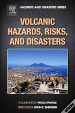 Wook.pt - Volcanic Hazards, Risks And Disasters
