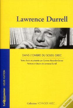 Wook.pt - Voyager Avec Lawrence Durrell