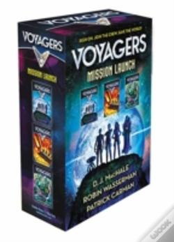 Wook.pt - Voyagers Mission Launch Boxed Set