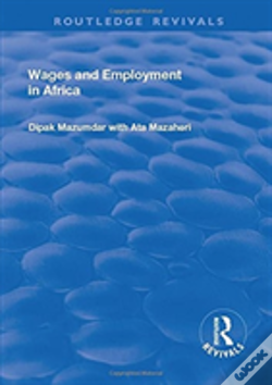 Wook.pt - Wages And Employment In Africa