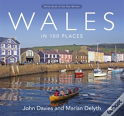 Wook.pt - Wales In 100 Places