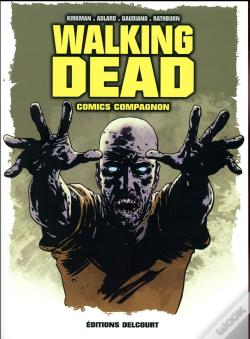 Wook.pt - Walking Dead Comics Compagnon