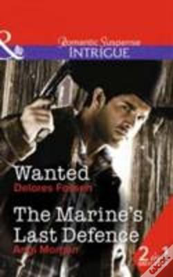 Wook.pt - Wanted / The Marine'S Last Defence