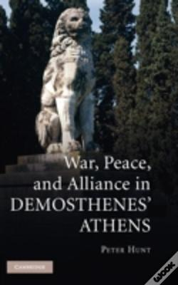 Wook.pt - War And Peace In Demosthenes' Athens
