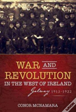 Wook.pt - War And Revolution In The West Of Ireland