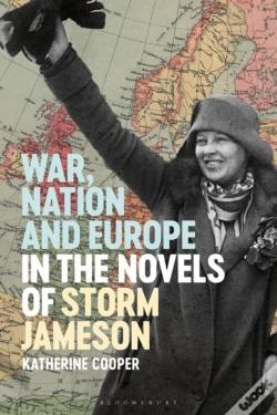 Wook.pt - War, Nation And Europe In The Novels Of Storm Jameson