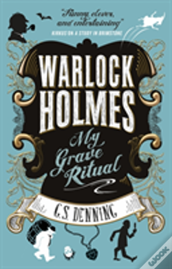 Wook.pt - Warlock Holmes - My Grave Ritual