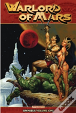 Warlord Of Mars Omnibus Volume 1 Tp