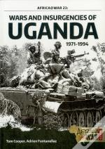 Wars And Insurgencies Of Uganda 1971-1994
