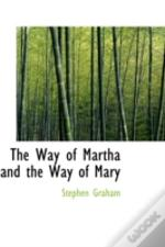 Way Of Martha And The Way Of Mary