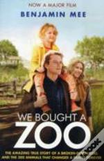 We Bought A Zoo Film Tie In