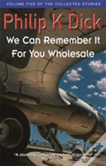 We Can Remember It Wholesale