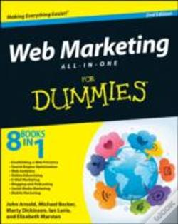 Wook.pt - Web Marketing All-In-One For Dummies