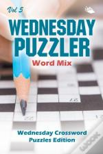 Wednesday Puzzler Word Mix Vol 5