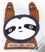 Wee Gallery Cloth Books: Swing Slow, Sloth