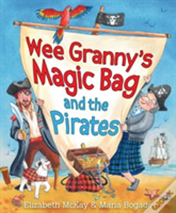 Wook.pt - Wee Granny'S Magic Bag And The Pirates