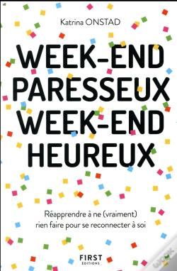 Wook.pt - Week-End Paresseux, Week-End Heureux