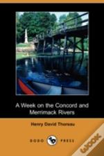 Week On The Concord And Merrimack Rivers (Dodo Press)