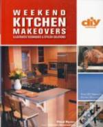 Weekend Kitchen Makeovers